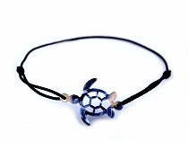 Náramek pružný želva