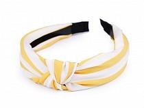 Wide Stripe Knot Headband