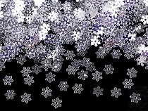 Mini Snowflake Sequins Ø5 mm