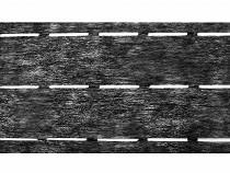 Bandă betelie termoadezivă - întăritură betelie, lățime 90 mm