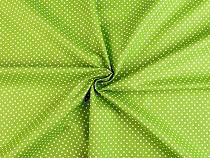 Cotton Fabric Polka Dots