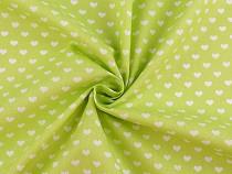 Cotton Fabric Heart