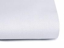 Vyšívací tkanina Panamka šíře 140 cm 80 oček