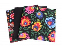 Set of Patchwork Fabrics 40x40 cm