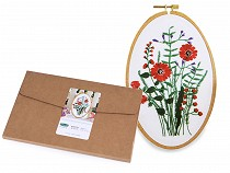 Embroidery Kit / Cross Stitch Kits Pre-Printed Pattern