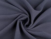 Kleiderstoff aus Polyester, Krepp