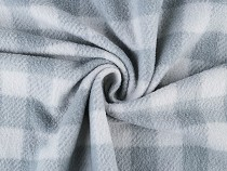 Polar Fleece Fabric Patterned