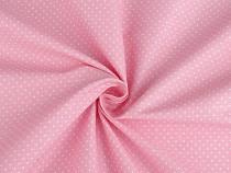 Decorative Cotton Fabric Polka Dots