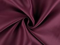 Tissu pour rideau opaque, largeur 280 cm