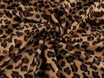 Artificial Fur / Plush Leopard