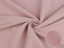 Imitation Corduroy / Dress Fabric with Fine 3D Stripe