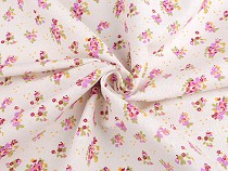Cotton Fabric / Linen Imitation, coarse