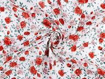 Viscose Fabric Flowers