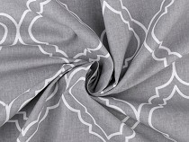 Cotton Fabric Abstract