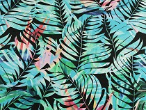 Decorative Fabric Lonela - Leaves