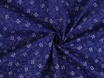 Cotton Fabric Roses
