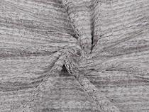 Futerko odzieżowe prążkowane