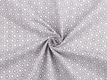 Cotton Fabric, Flowers