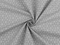 Tkanina bawełniana kostka