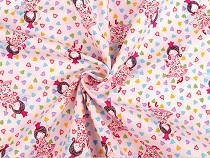 Cotton Fabric, Princess