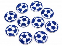 Aplicație termoadezivă - minge de fotbal