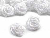 Trandafiri din satin, Ø15 mm