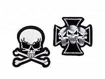Iron on Patch Skull