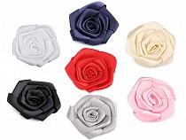 Trandafiri din satin, Ø50 mm