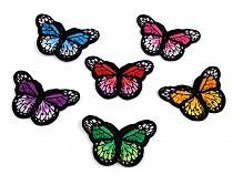 Aplicație termoadezivă - fluture
