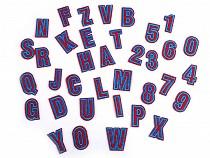 Aufbügler Buchstaben / Nummern