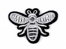 Aufbügler Biene