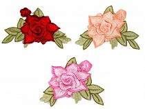 Iron-on Patch 3D Flower