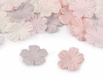 Półprodukt do wykonania kwiatka Ø22 mm, Ø25 mm satynowy