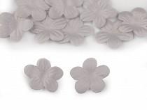 Polotovar k výrobe kvetov Ø22 mm, Ø25 mm saténový