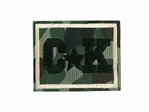 Iron-on Patch Army