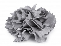 Saténový kvet / karafiát Ø50 mm