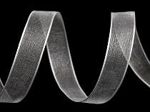 Organzaband 12 mm breit