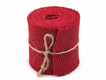 Natural Jute Ribbon width 60 mm