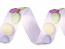 Satin Ribbon Easter Eggs width 25 mm