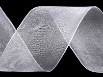 Panglică organza, lățime 40 mm