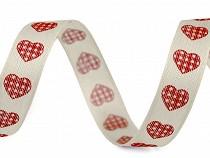Ribbon Heart width 15 mm