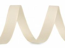 Plátnová stuha s vlascem šíře 12 mm