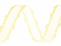 Tavaszi monofil szalag szegővel szélessége 20 mm