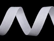Wstążka bawełniana splot płócienny szerokość 12 mm