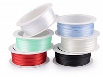 Double Face Satin Ribbon width 3 mm