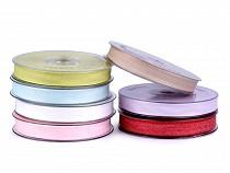 Satin matt ribbon double-face width 12 mm for printing