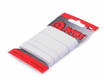 Bielizňová guma na karte šírka 9mm