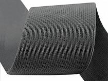 Pruženka hladká šíře 50 mm tkaná barevná