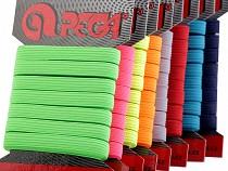 Lingerie Elastic Braid Tape width 7 mm variety of colors