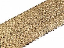 Fényes gumiszalag 50-54 mm